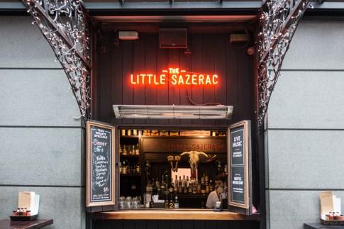 The Little Sazerrmac Restaurant Auckland, Neuseeland