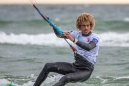 Canon Workshop für Sportfotografie auf Fehmarn - Kitesurfer Matchu Lopes