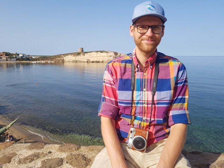 Sardinien mit der Fujifilm Instax mini 90