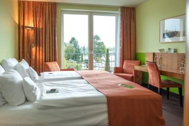 Lindner Hotel & Spa Binshof - First Class Doppelzimmer
