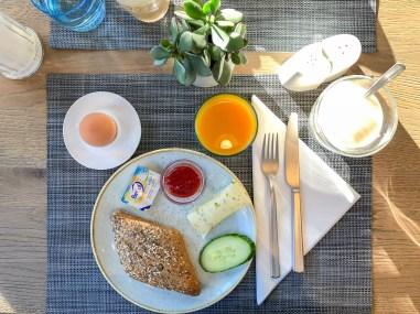 Hotel Heimathafen Usedom - Frühstück