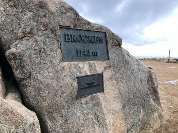 Wanderung Brocken - Gipfelstein
