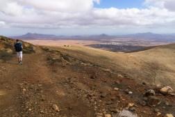 Wanderung Fuerteventura - Von Betancuria zum Morro Velosa