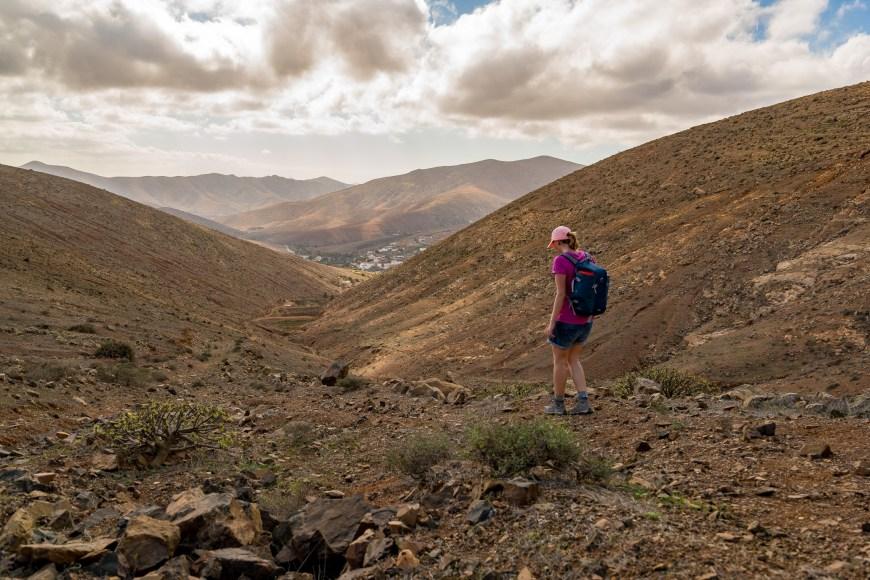 Abstieg vom Aussichtspunkt Morro Velosa