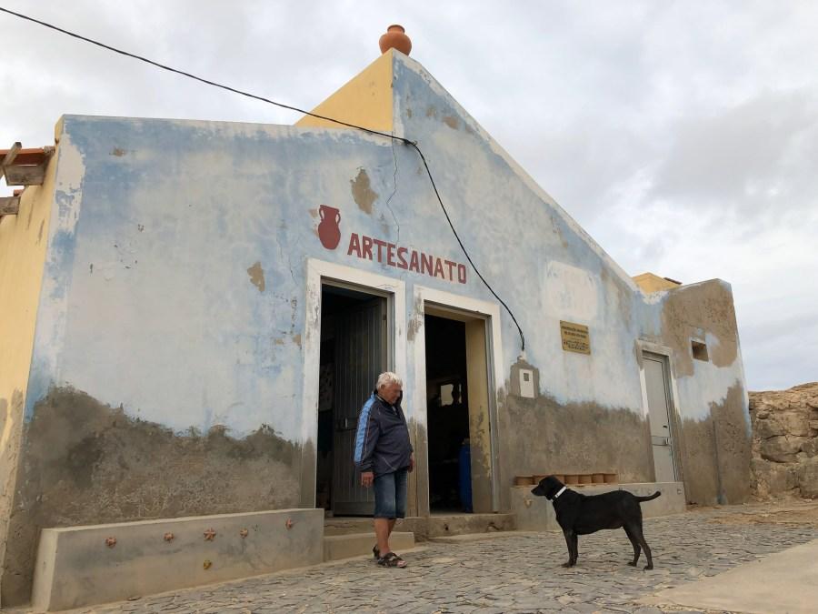 Boa Vista Kapverden - Nord-Südtour mit Baobab Tour - Töpferschule Artesanato Rabil