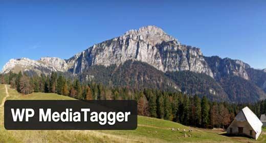 WP Media Tagger