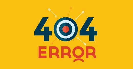Sửa lỗi 404