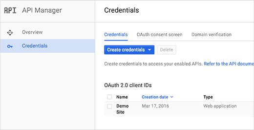 Client IDs