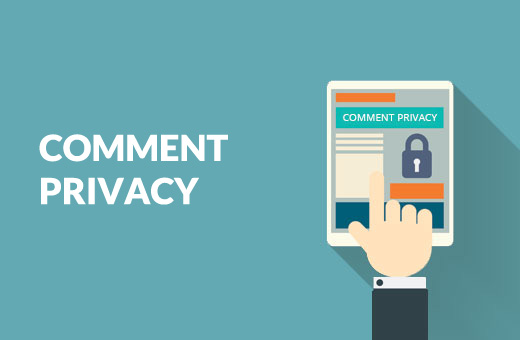 Comment Privacy in WordPress