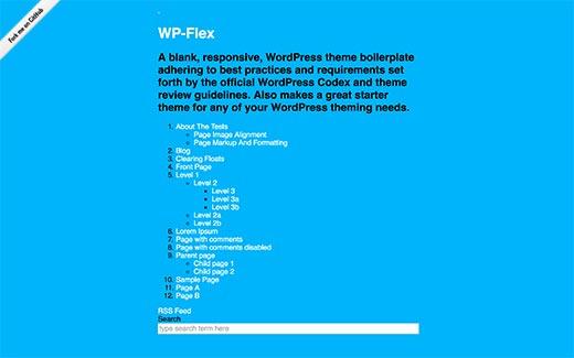 WP-Flex