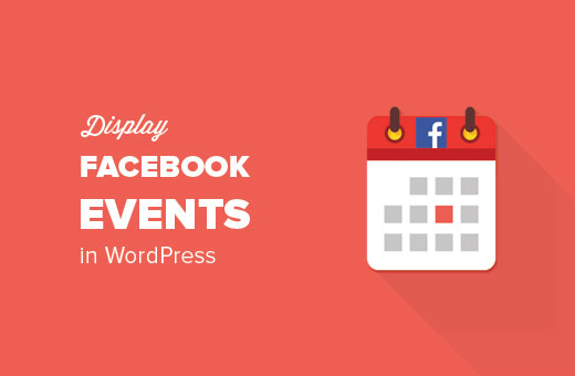 How to display Facebook events on WordPress