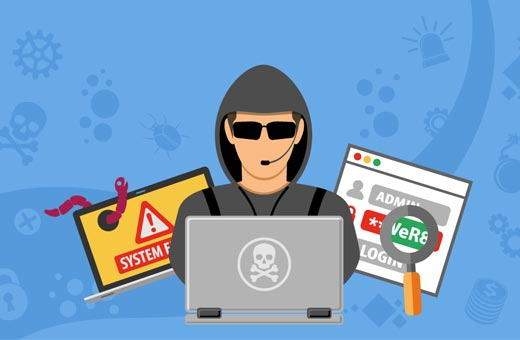 Signs that your WordPress site is hacked