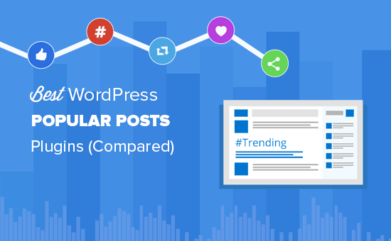 Best popular posts plugins for WordPress