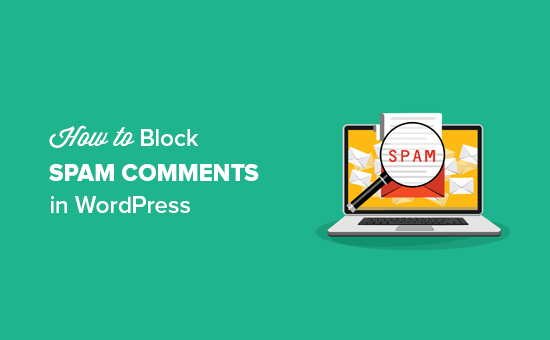 How to Block Spam Comments in WordPress