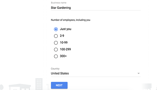 Choose users