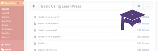 LearnPress Free WordPress Learning Management System Plugin