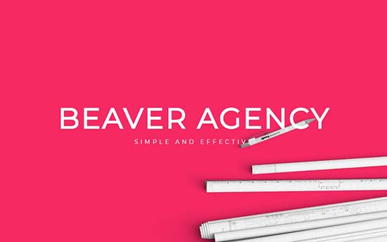 Beaver Builder Creative Agency