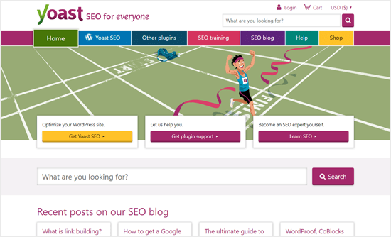Yoast - Most Successful WordPress SEO Company