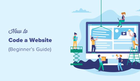 Cara Membuat Kode Situs Web (Panduan Pemula)