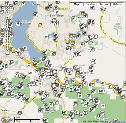 So many caches, so little time