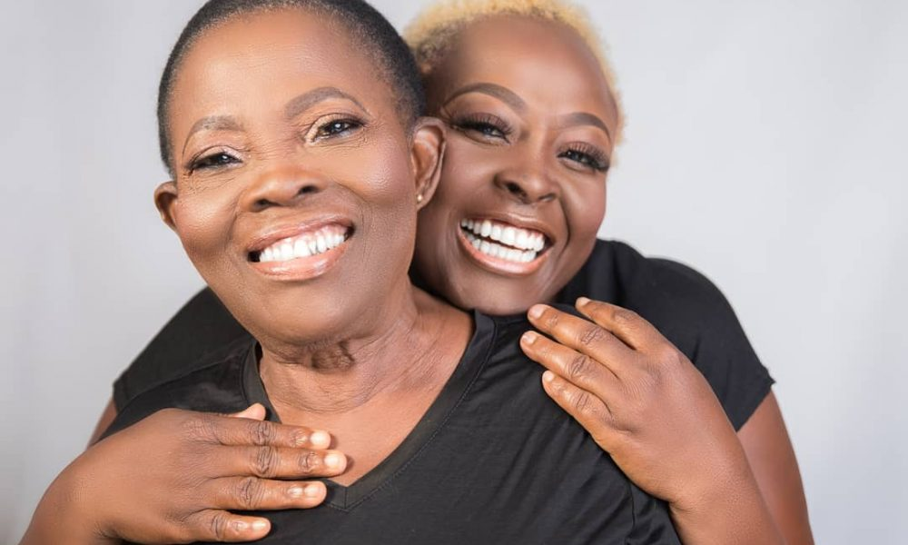 Popular Nigerian OAP And Actress Lolo Loses Mum