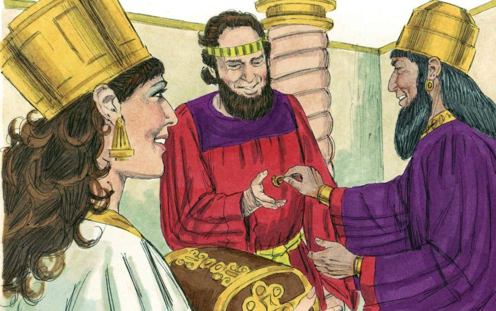 Bilderesultat for mordekai biblical