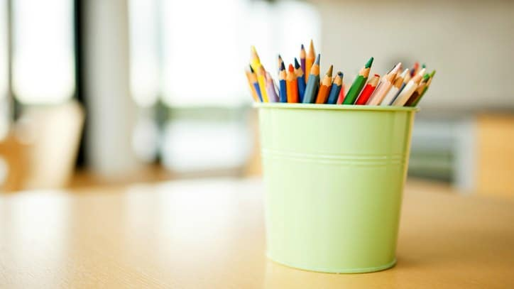 Teacher Buckets - Making It Easy For Your Teachers