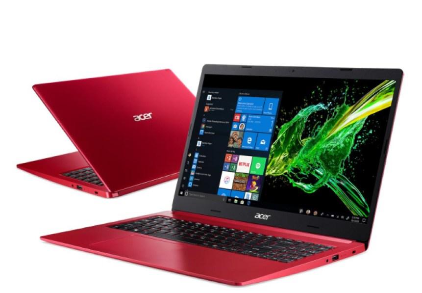 Acer Aspire 5 i5-10210U/16GB/512/W10 MX250 Czerwony - Notebooki ...