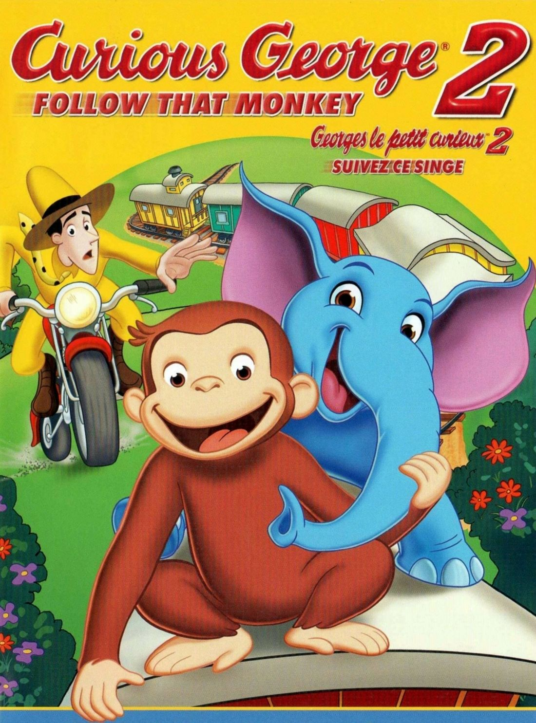 Watch Curious George 2 Follow That Monkey Online