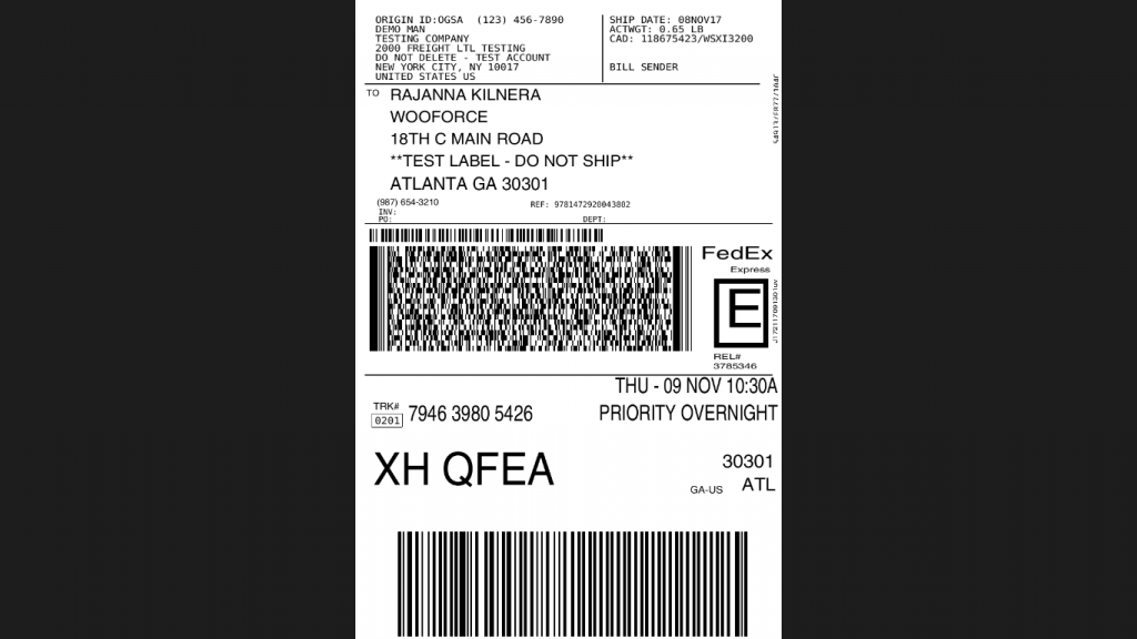 Print FedEx Shipping Labels using Zebra Thermal Printers   XAdapter We hope this article would have helped you in some way  Do tell us in the  comment section below