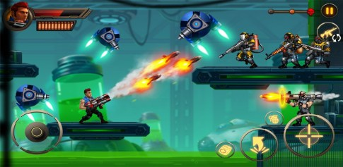 Metal Squad 2.2.3 Apk + Mod (Unlimited HP, Bomb and Coins) for ...