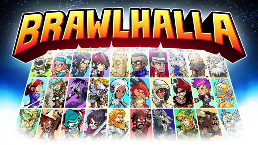 Brawlhalla switch review