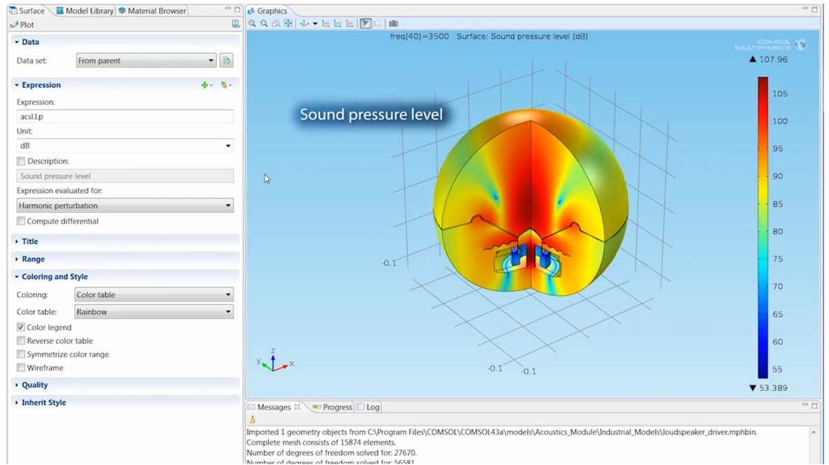 COMSOL Multiphysics 5.0 With Application Builder And