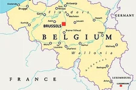 Online Interactive Map Wallpapers » map of belgium france