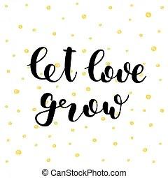 Download Let love grow Vector Clip Art Illustrations. 18 Let love ...