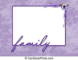 Family Frame Ilrations And Clipart 12 847 Royalty