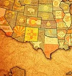 HD Decor Images » West virginia on map of usa  West virginia on old vintage map of usa     virginia on map of usa