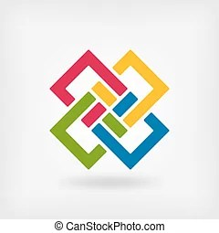 Clip Art Et Illustrations De Entrelac 2 728 Graphiques