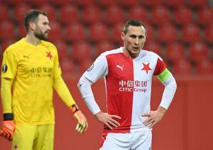 Bořila upset Slavia's performance, gave a speech.  I don't know why Fillo elbowed me, she said