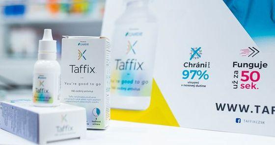 Taffix - Váš osobní antivirus