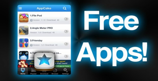 Install AppCake on iOS 9/10/10.1.1/10.2 [DOWNLOAD]