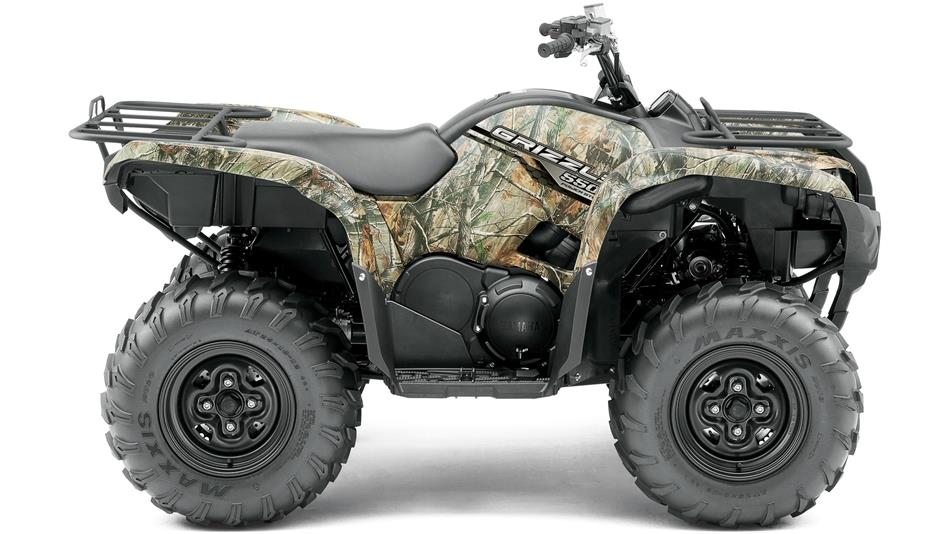 Grizzly 550 Eps 550