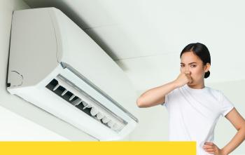 冷氣有臭味怎麼辦?想要有效改善異味就這樣做!