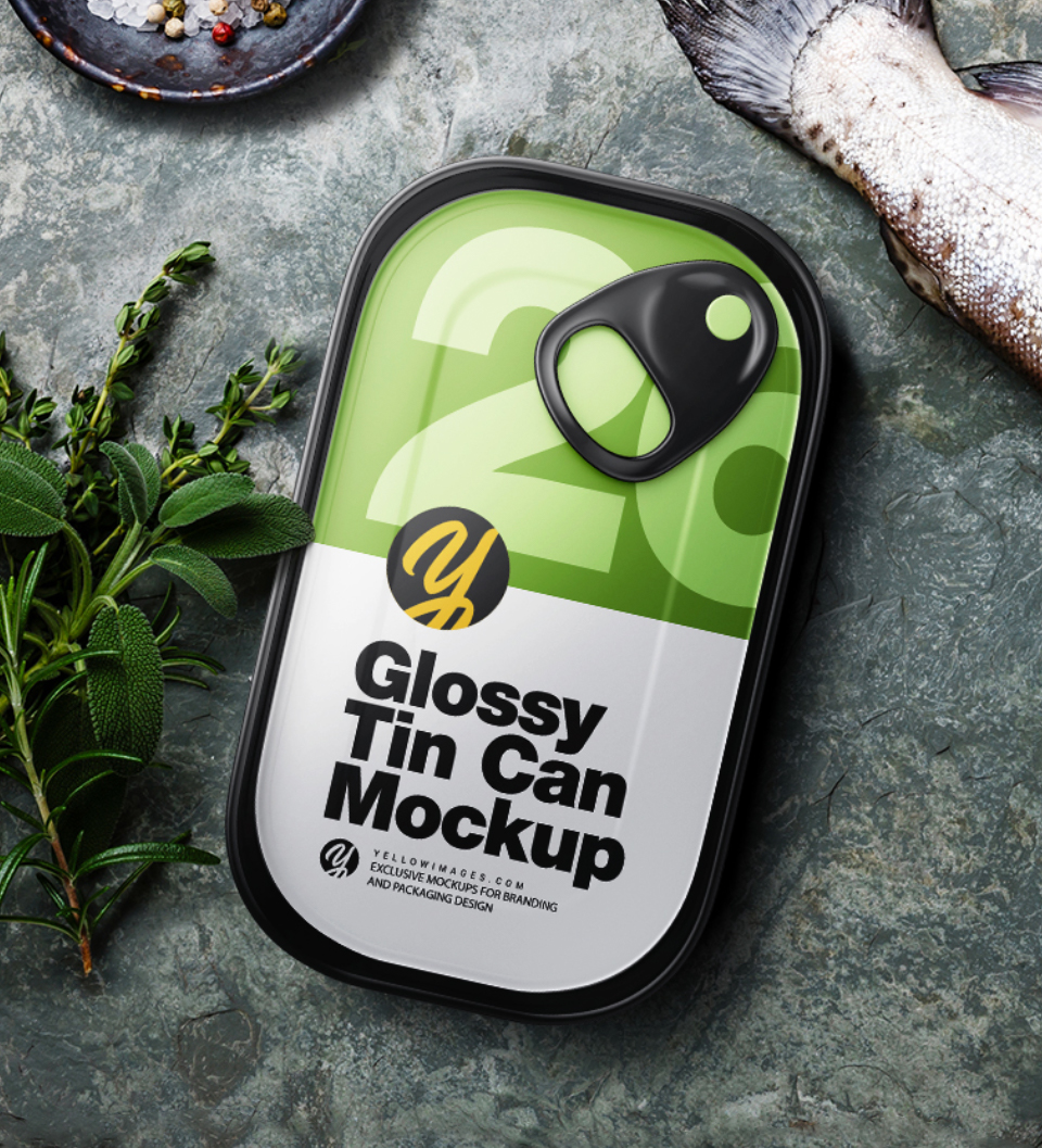 Download Mockup Template Logo Mockup Free Download Yellow Images