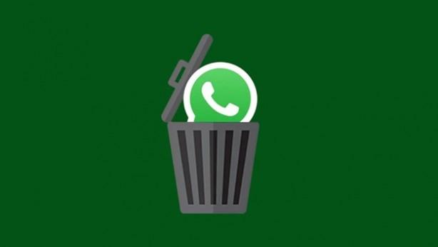 Foto - WHATSAPP HESABI NASIL SİLİNİR? WhatsApp hesabınızı silmek içinSeçenekler > Ayarlar > Hesap > Hesabımı sil'e basın.Ülke kodunuzu seçin ve telefon numaranızı girin. Sil > SİL'e basın. Hesabınızı sildiğinizde:Hesabınız WhatsApp'tan silinir. Telefonunuzdaki sohbet geçmişiniz silinir.Tüm WhatsApp gruplarınızdan silinirsiniz.