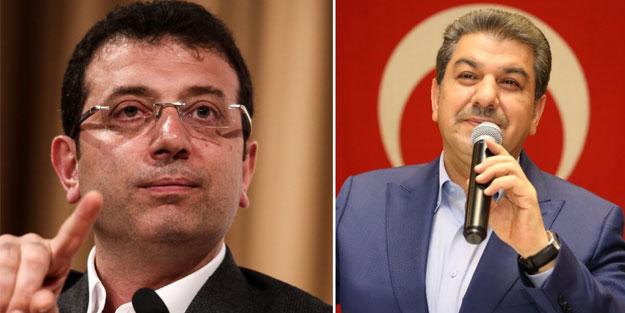 Tevfik Göksu, İstanbullulara iftira atan Ekrem İmamoğlu'na ders verdi