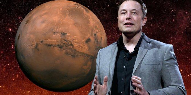 Elon Musk tarih vererek açıkladı. İnsanların Mars'ta yaşayacağı evin fotoğrafını gösterdi