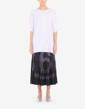 Mm6 By Maison Margiela Short Sleeve T-shirt White