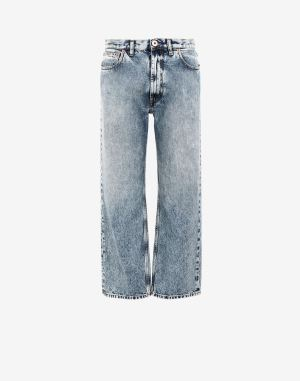 Maison Margiela Jeans Blue Cotton