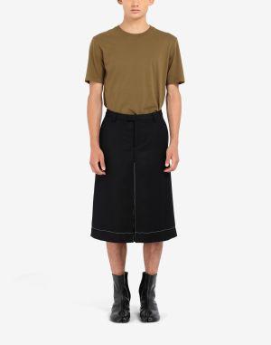 Maison Margiela Shorts And Bermudas Black